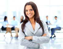 Business woman Stock Image