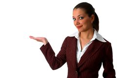 Business woman 4 Stock Photography