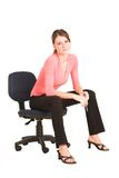 Business Woman #405 Royalty Free Stock Images