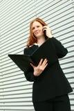 business woman Στοκ φωτογραφίες με δικαίωμα ελεύθερης χρήσης