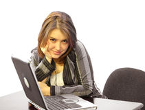 Business woman 5 Royalty Free Stock Photography