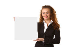 2 business woman Arkivfoto