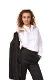 2 business woman Arkivbild