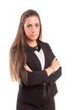 2 business woman Royaltyfria Bilder