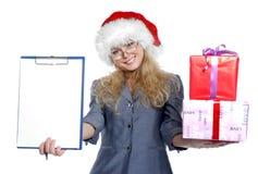 Business-woman Imagen de archivo libre de regalías