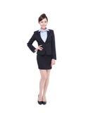 2 business woman arkivbilder