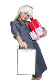 Business-woman Fotos de archivo libres de regalías
