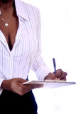 Business Woman. African American Business Woman Stock Photos