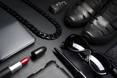 Business woman accessories Stock Photography
