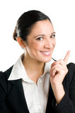 Business woman advise Stock Photos