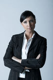 Business Woman Ag Royalty Free Stock Image