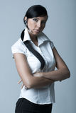 Business Woman Ag Royalty Free Stock Photos