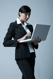 Business Woman Ag Royalty Free Stock Photography