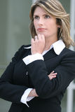Business Woman, Concerned, Worried Stock Photos