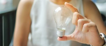 New Idea, Creative, Genius and Innovation concepts stock photos
