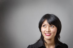 Business woman head shot Stock Images