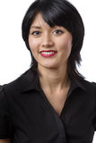 Business woman head shot Royalty Free Stock Photo