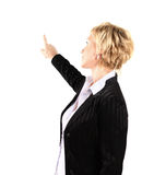 Business woman in her 40s Stock Images