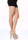 Business woman leg Royalty Free Stock Image