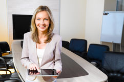 Business woman Royalty Free Stock Photos