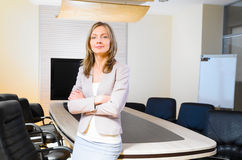 Business woman Royalty Free Stock Photography