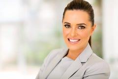 Business woman modern Royalty Free Stock Photos