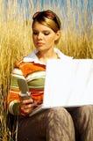 Business Woman Outdoor Stock Photos