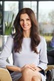 Business woman portait Stock Images