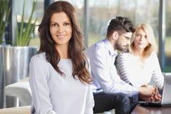Business woman portait Stock Photos