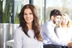 Business woman portait Stock Image