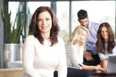 Business woman portait Stock Photography