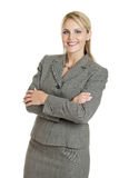 Business woman portrait Royalty Free Stock Images