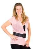 Business woman portrait Royalty Free Stock Photos