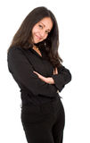 Business woman portrait Royalty Free Stock Photo