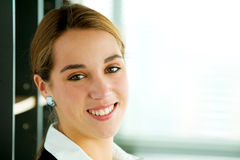 Business woman portrait Stock Image