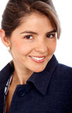 Business woman portrait Stock Photo