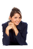 Business woman portrait Stock Photography