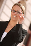 Business Woman Portrait Royalty Free Stock Photos
