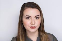 Business woman portrait stock photography