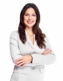 Business woman. Royalty Free Stock Images