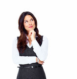 Business woman. Royalty Free Stock Photos