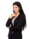 Business woman portrait Stock Photos