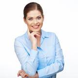 Business woman portrait . Stock Photo