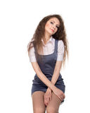 Business woman posing Stock Image