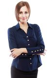 Business woman professional portrait Royalty Free Stock Photography