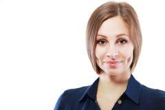 Business woman professional portrait Stock Photos