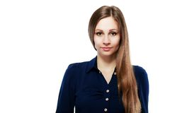 Business woman professional portrait Stock Photography
