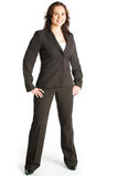 Business woman standing Stock Photo