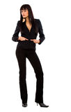 Business woman standing Stock Image