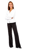 Business woman standing Royalty Free Stock Photography